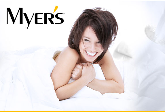 Myer's Beds and Headboards
